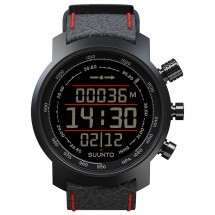 Suunto - Elementum Terra Red Leather - Montre multifonction