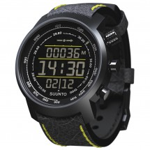 Suunto - Elementum Terra Yellow Leather - Montre multifoncti