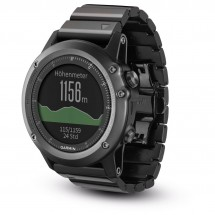 Garmin - Fenix 3 Saphir - Multi-function watch