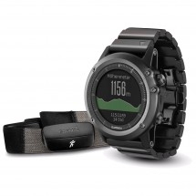Garmin - Fenix 3 Saphir Performer Bundle - Multifunktionsuhr