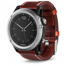 Garmin - Fenix 3 Saphir Silber - Multi-function watch