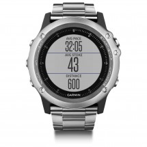 Garmin - Fenix 3 Saphir Titanium - Multi-function watch