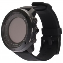 Suunto - Traverse Sapphire Black - Multi-function watch