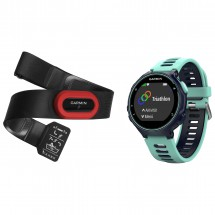 Garmin - Forerunner 735XT Run Bundle - Multifunktionsuhr