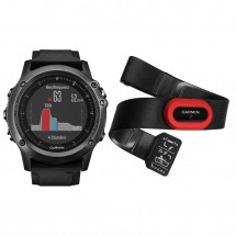 Garmin - Fenix 3 HR Saphir Performer Bundle - Multifunctioneel horloge