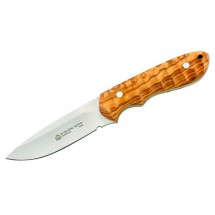 Puma Tec - IP-Gürtelmesser Olive inkl. Lederscheide - Knife