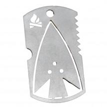 Bushcraft Essentials - Dog Tag - Messer