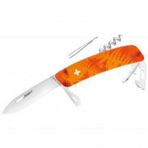 Swiza Schweizer Messer C03 Knives Product Review Bergfreunde Eu