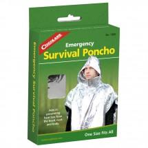 Coghlans - Survival-Poncho - Survival blanket