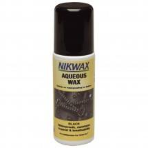 Nikwax - Aqueous Wax Black - Shoe polish