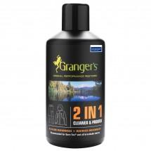 Granger's - 2 In 1 Cleaner & Proofer - Kyllästysaine