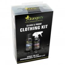 Granger's - Spray On Kit - Produit d'entretien
