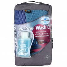 Sea to Summit - Tek Towel Wash Kit - Microvezelhanddoek