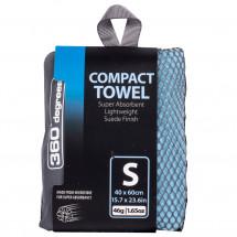 360 Degrees - Compact Towel - Microvezelhanddoek