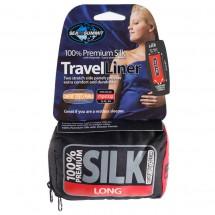 Sea to Summit - Silk Liner Long - Drap de sac de couchage