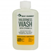 Sea to Summit - Wilderness Wash Citronella - Wasmiddel