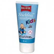Ballistol - Zonder muggenbeten Kids - Anti-muggencrème