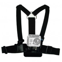 GoPro - Chest Mount Harness - Belt system with camera holder