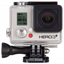 GoPro - HERO3+ Silver Edition