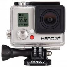 GoPro - HERO3+ Silver Edition