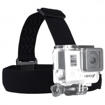 GoPro - Headstrap + QuickClip