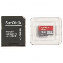 GoPro - SanDisk MicroSDHC Ultra UHS1 30MB/s - Speicherkarte