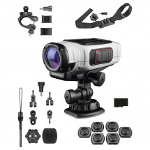 Garmin - VIRB Elite Bike bundle - Camera