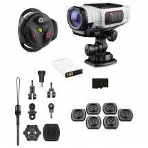 Garmin - VIRB Elite Power Bundle - Camera