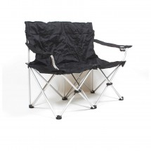 Basic Nature - Travelchair Love Seat Faltsofa - Campingstoel