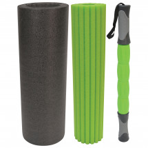 Schildkröt Fitness - 3 in 1 Massage Roller - Functional Training