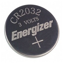 Energizer - Lithium 3V CR2032 Blister 1 - Accu