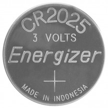 Energizer - Lithium 3V CR2025 Blister 1 - Accu