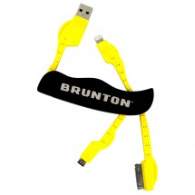 Brunton - Power Knife Multi-Charger USB-Micro - Ladeadapter