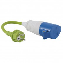 Outwell - Conversion Lead Plug - Netadapterstekker