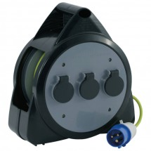 Outwell - Norma Mains 3way Roller Kit - Cable reel