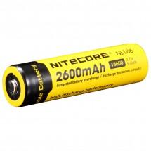 Nitecore - Li-Ion Akku 18650 2600 mAh - Accumulateur