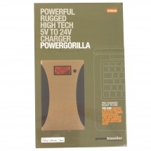 Powertraveller - Powergorilla Tactical Version