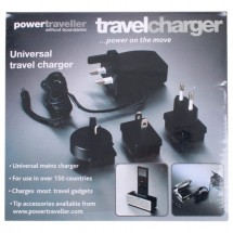 Powertraveller - Universal Travel Charger