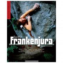 """Panico Verlag - """"""""Frankenjura Band 2"""""""" - Guides d'escalade"""