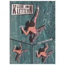 """Udini Verlag - """"""""Lizenz zum Klettern"""""""" Trainingslehrbuch"""