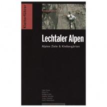 """Panico Verlag - """"""""Lechtaler Alpen"""""""" Kletterführer"""