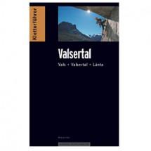 """Panico Verlag - """"Valsertal"""" Kletterführer"""