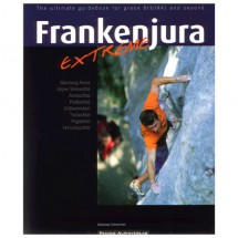 """Panico Verlag - """"""""Frankenjura extrem"""""""" Kletterführer"""