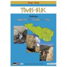 """Gebro-Verlag - Boulderführer """"""""Tinos Bloc"""""""" 1. Auflage 2008"""