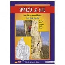 Gebro-Verlag - ''Spätzle & Seil'' - Climbing guide
