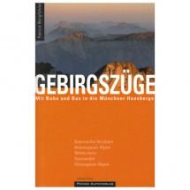 Panico Alpinverlag - Gebirgszüge