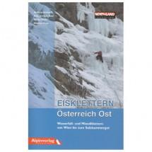 """Alpinverlag - """"""""Eisklettern Österreich Ost"""""""""""