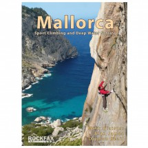 Rockfax - Mallorca Sport Climbing and DWS - Kiipeilyoppaat