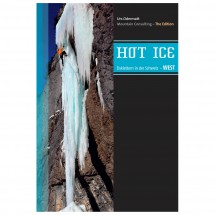 Mountain Consulting - Hot Ice Eiskletterführer Schweiz West