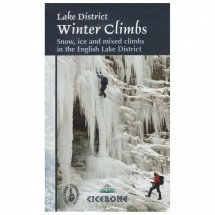 Cicerone - Lake District Winter Climbs - Ice climbing guides